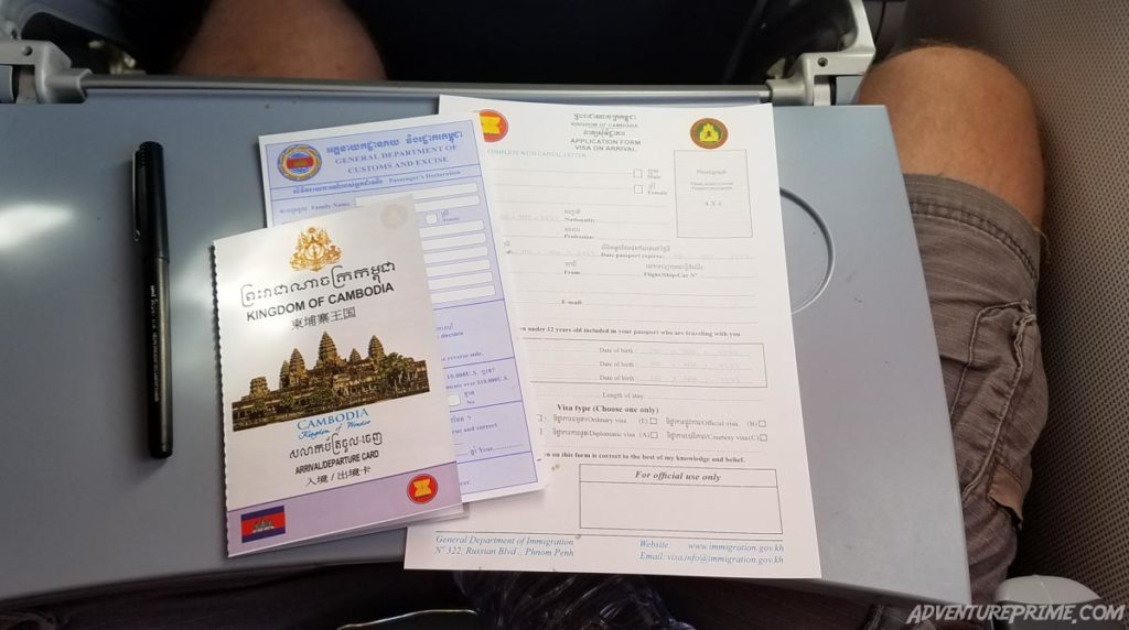 Cambodian long term visa how to