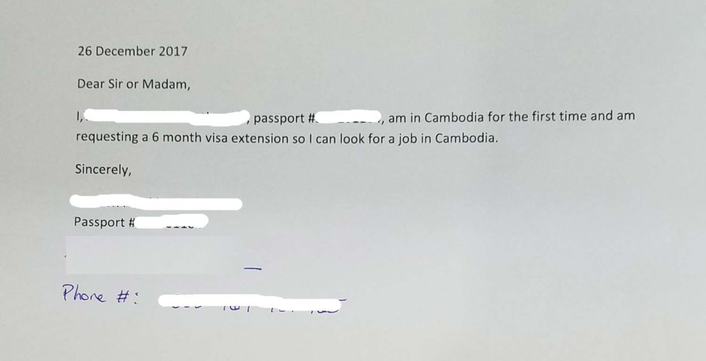 Cambodia-EG-visa-application-letter
