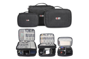 Bubm-travel-electronics-organizer-set-packing-cube