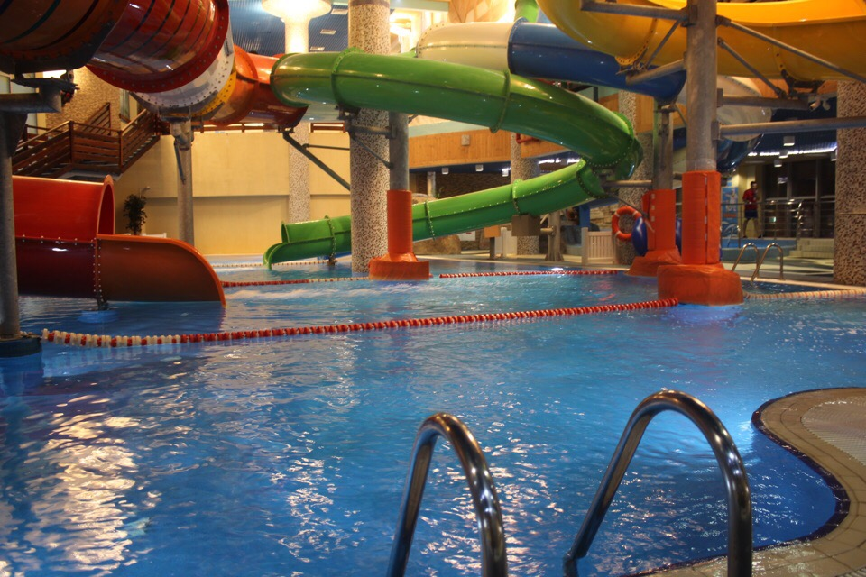 Тропикана, Норильск Waterpark in Norilsk
