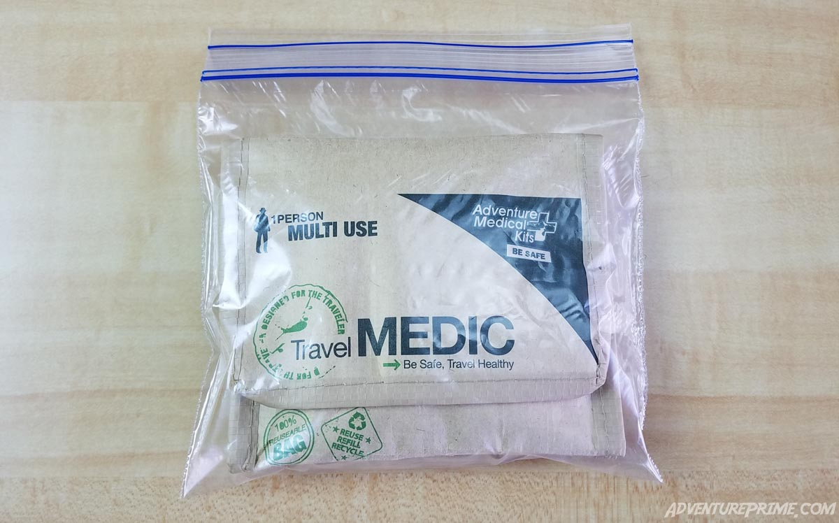 Adventure Medical Kits Travel Medic first aid kit-3