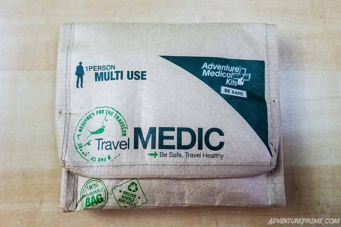 Adventure Medical Kits Travel Medic first aid kit-5