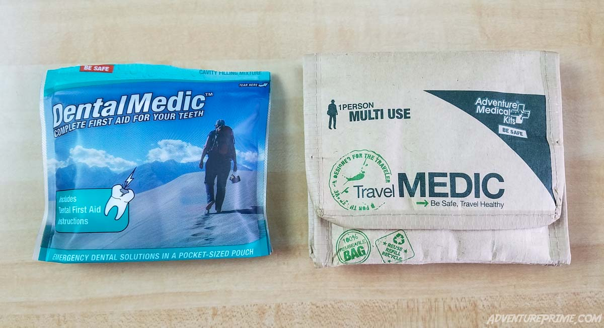 Dental medic first aid kit travel-4