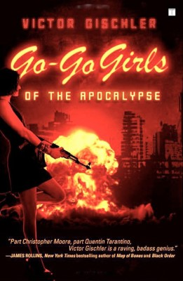 Go go girls of the apocalypse cover