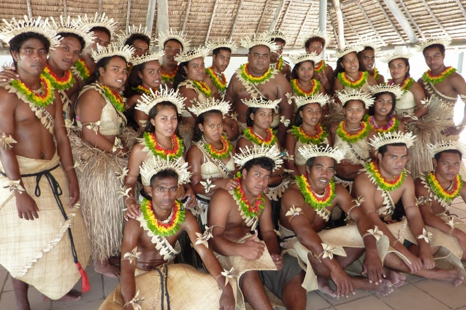 I Kiribati Natives