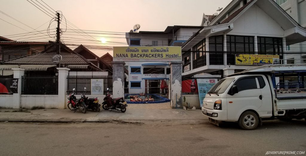 Nana Backpackers Hostel Vang Vieng