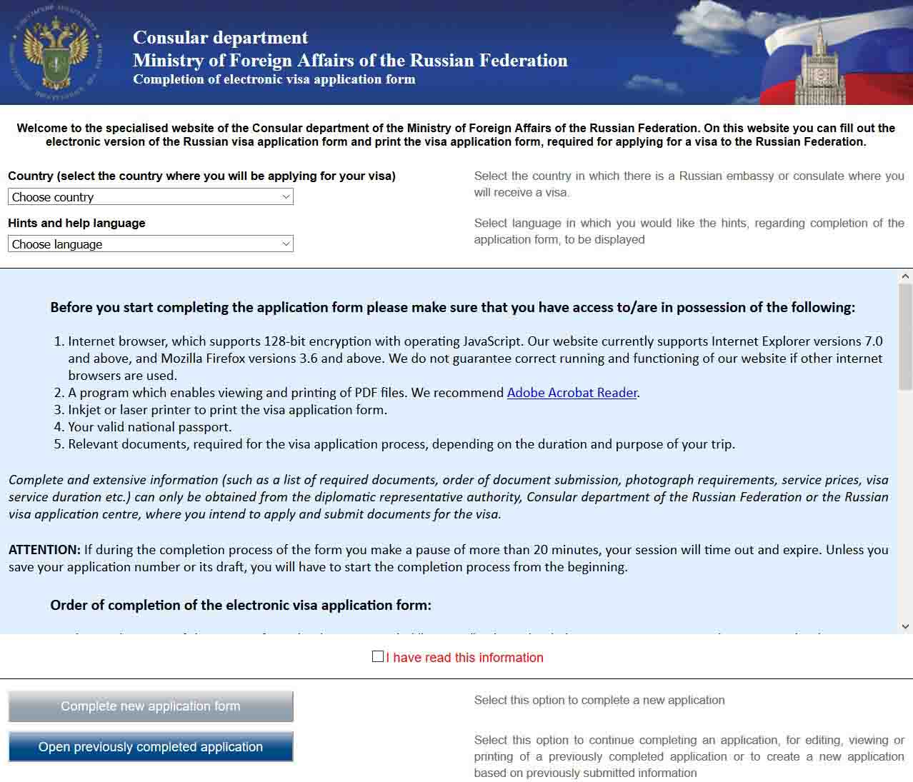 How to get a 3-year Russian Visa - Adventure Prime