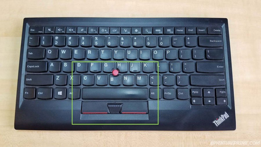 Thinkpad keyboard trackpoint highlight-no watermark-2