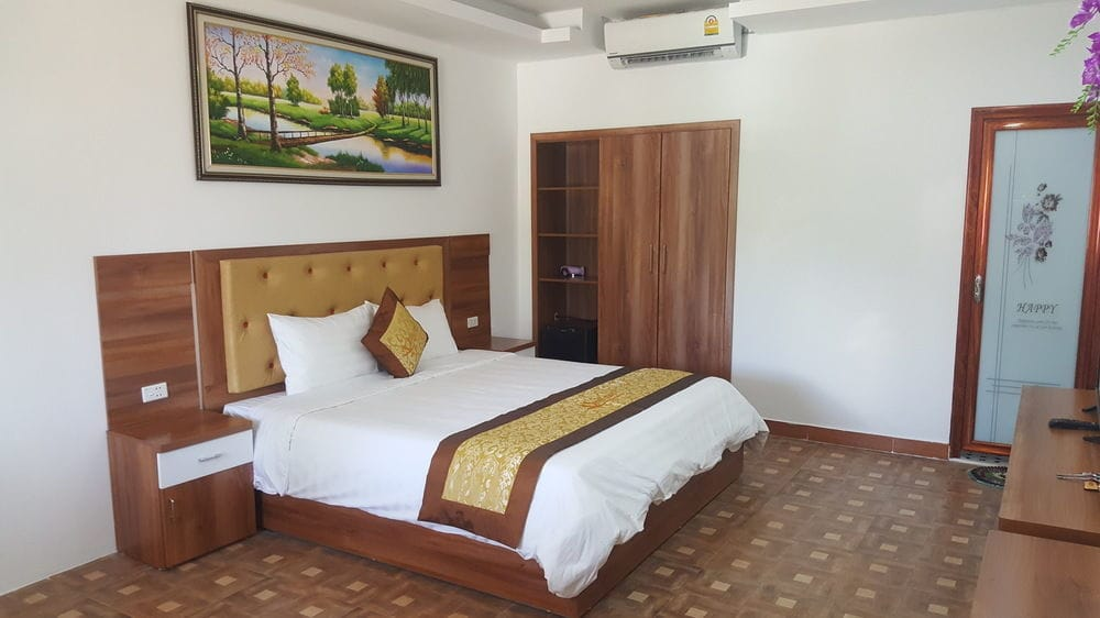 Vang Vieng private room