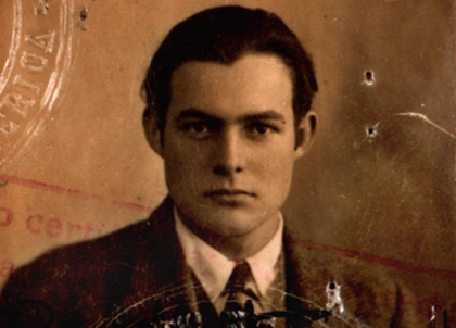 hemingway journalism passport alphamale w
