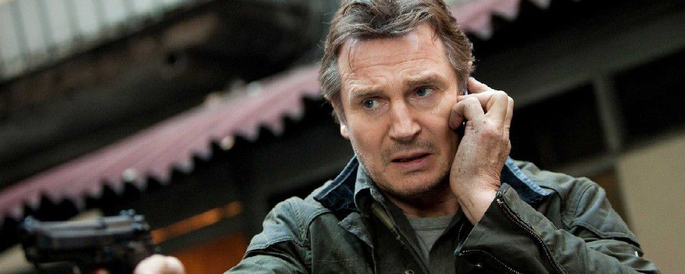 liam neeson burner phone